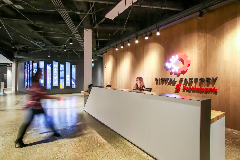 Scotiabank Digital Factory KS-1