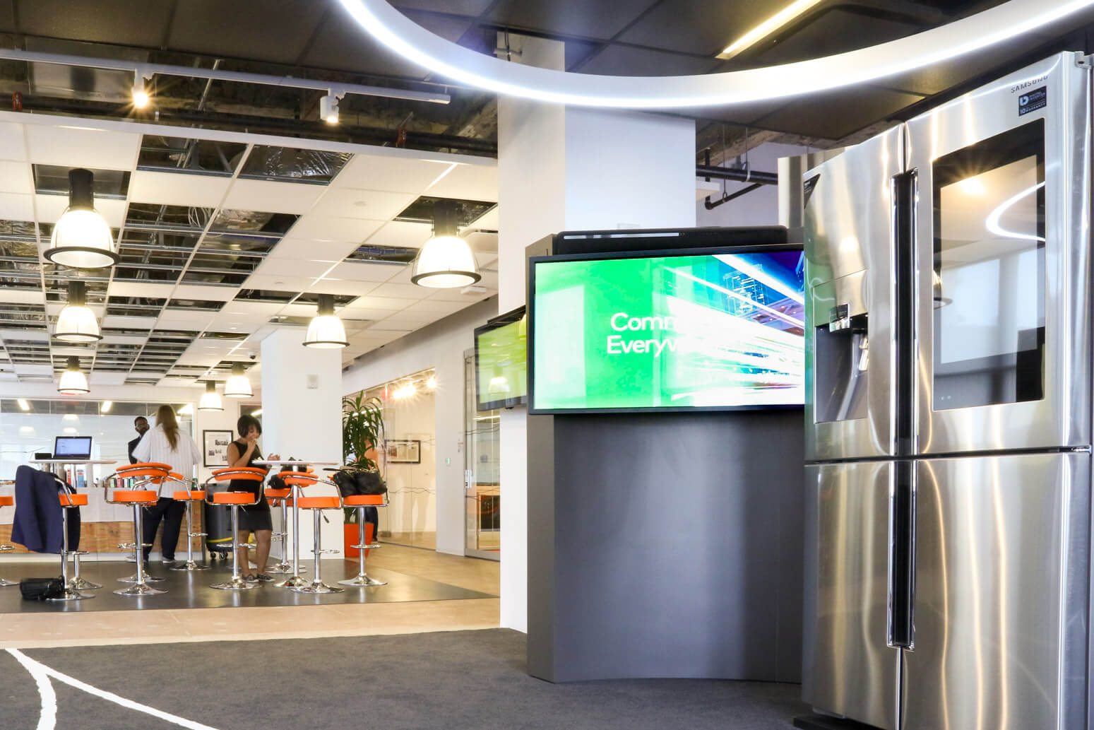 Mastercard NYC Office Killer Spaces-15