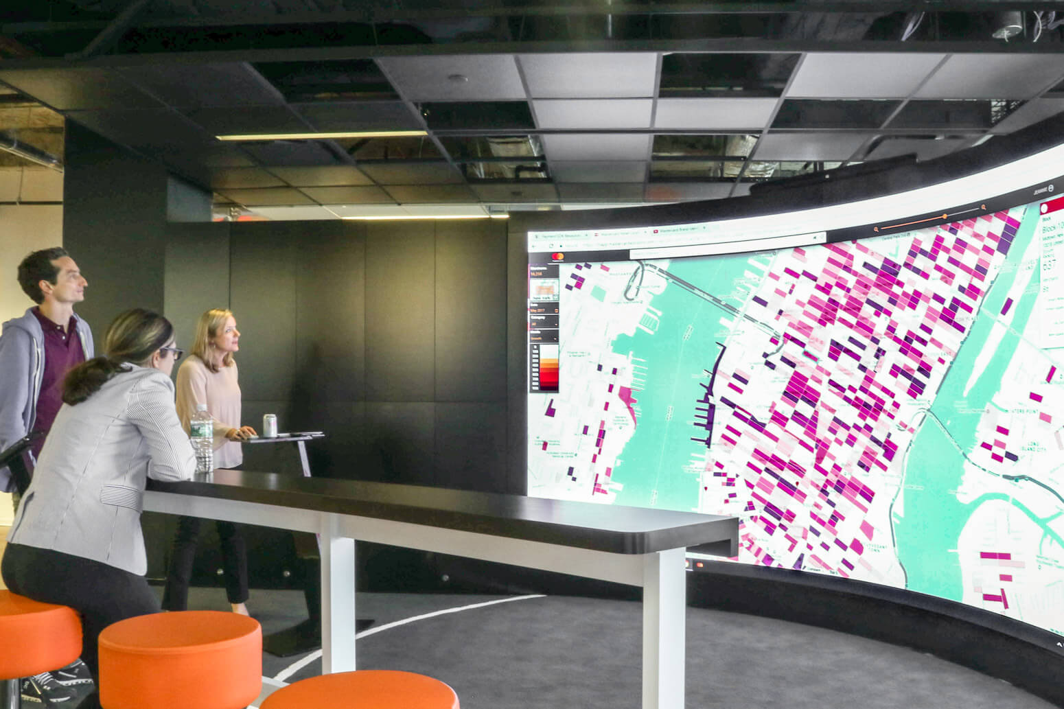 Mastercard NYC Office Killer Spaces-16