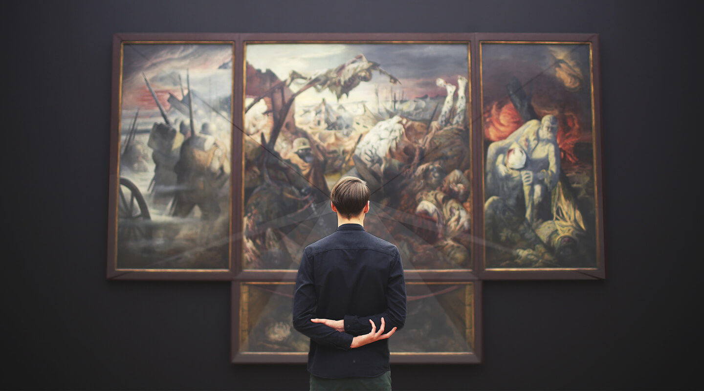 Art Gallery Transforming Museum Experience with Augmented Reality Exhibition | Digital Magazine