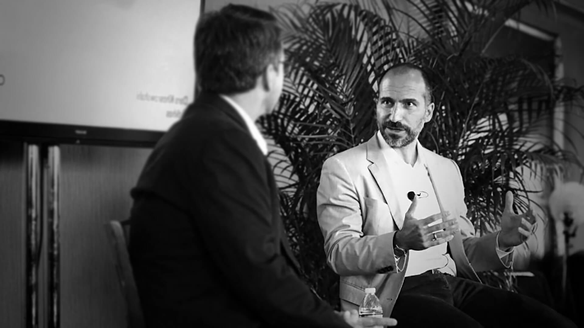 Current Expedia CEO Khosrowshahi has been offered the job as Uber's top executive, although he has yet to formally accept the CEO position.
