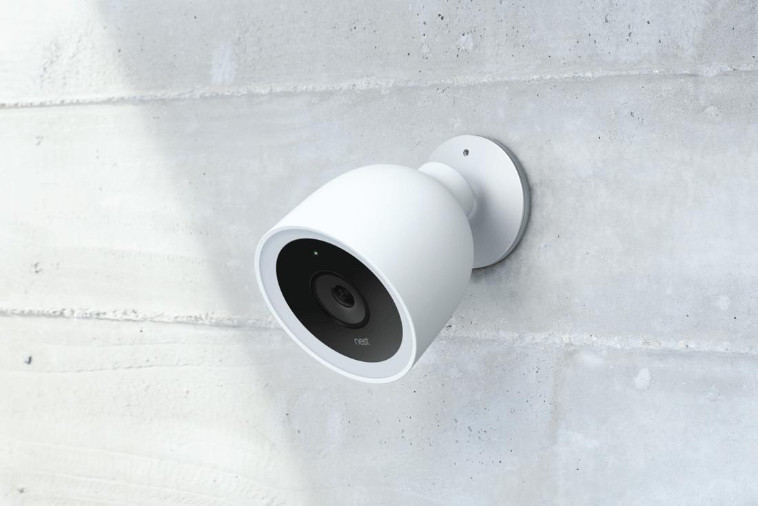 The Nest Outdoor Cam IQ