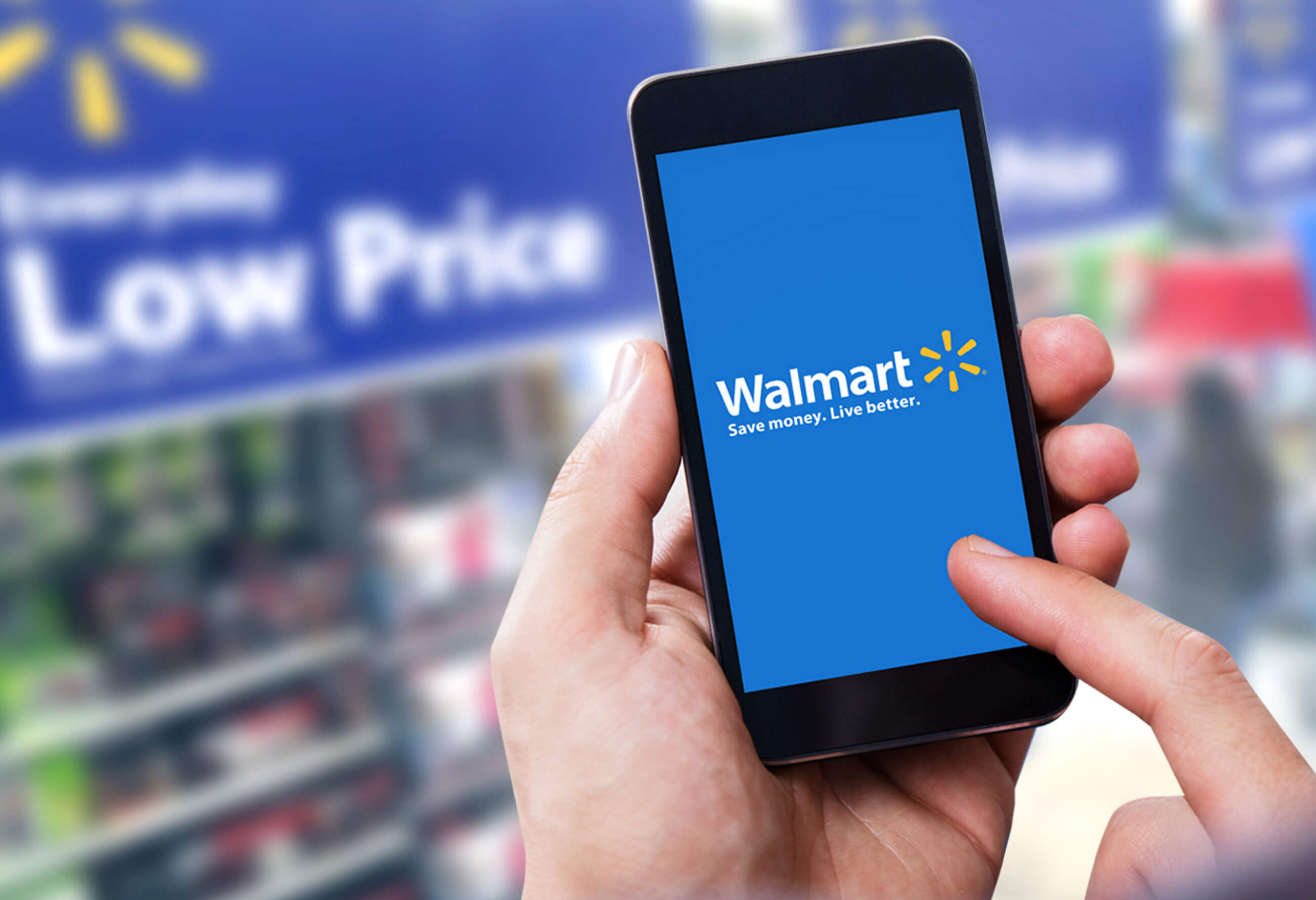 Walmart Merges Main App With Grocery App | Digital Magazine