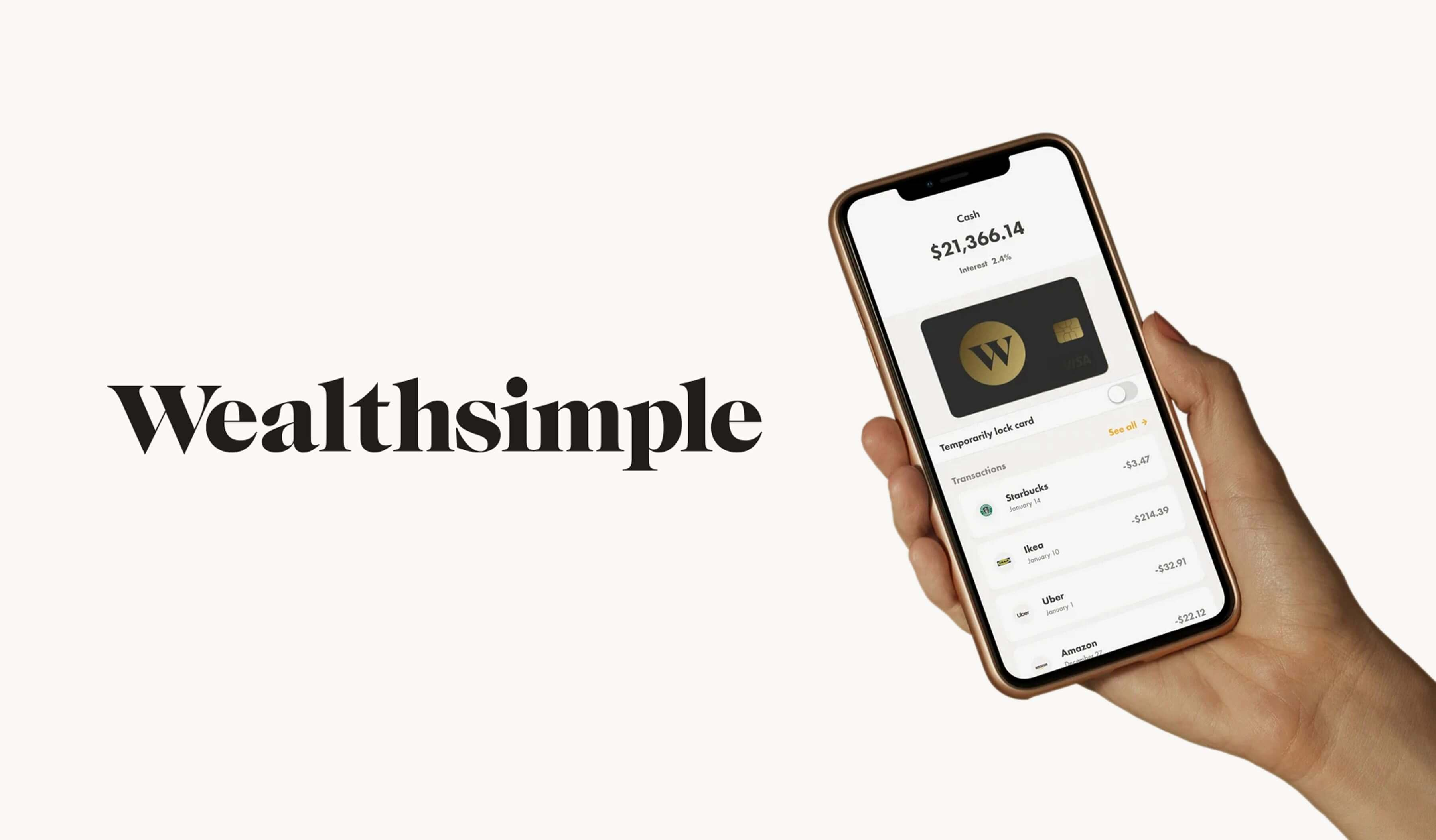 Wealthsimple Takes On Big Banks with New Spending Account | Digital Magazine